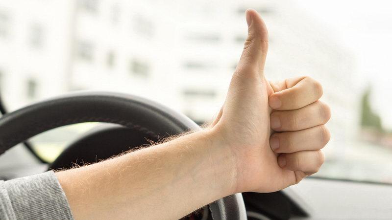 משובים של מתקשים בנהיגה
